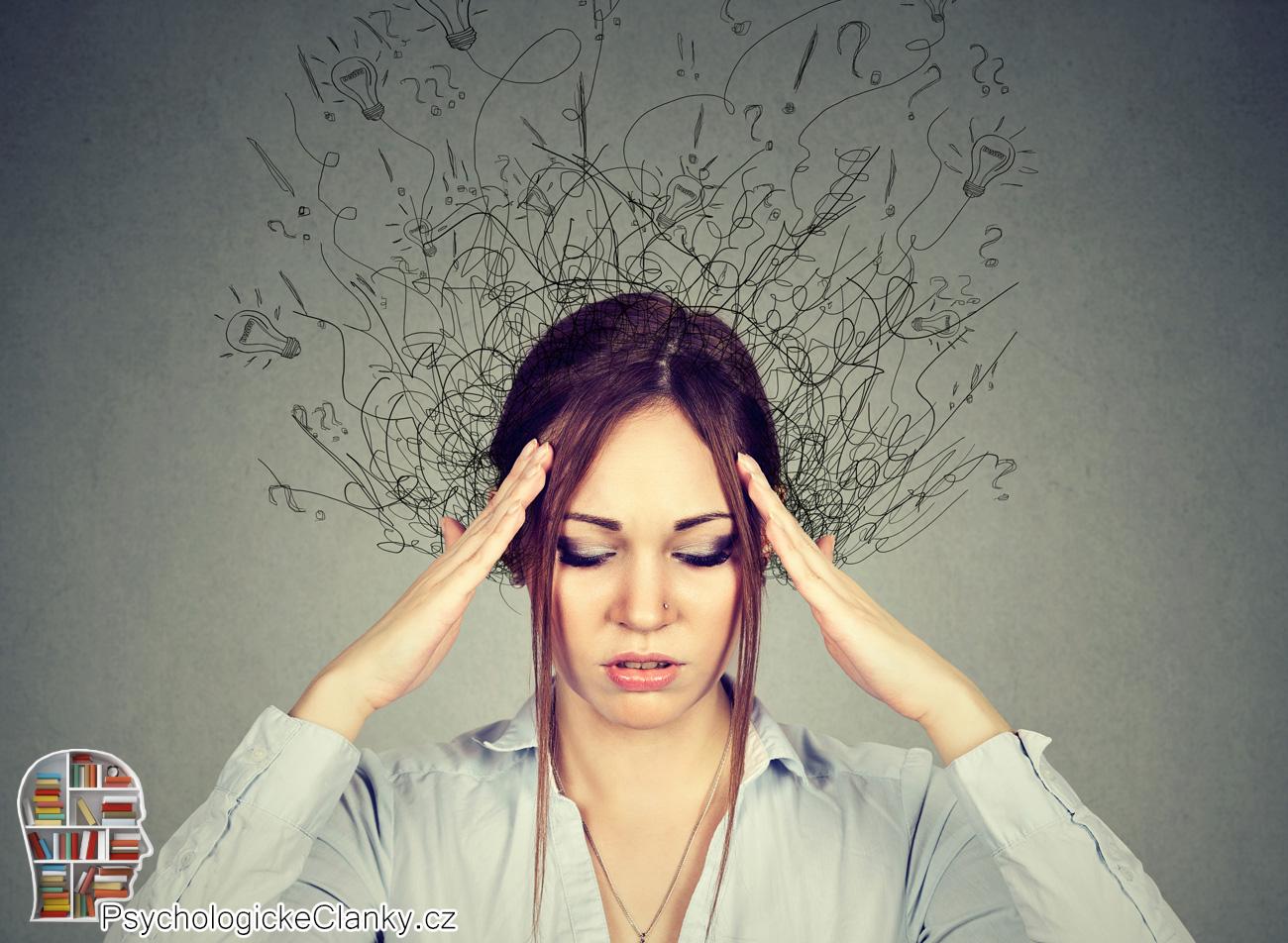 randění s duševními chorobami